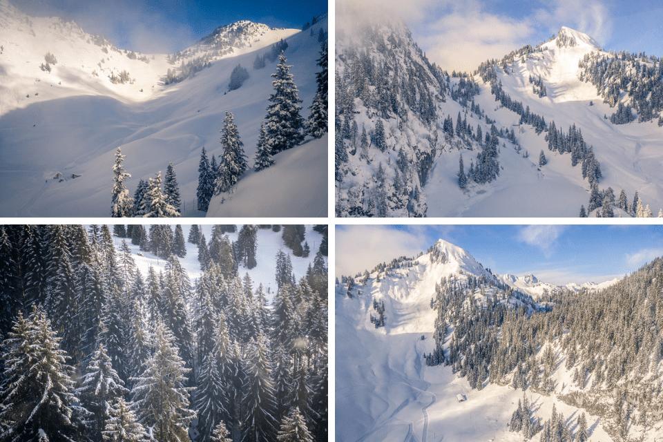 stockhorn hiver