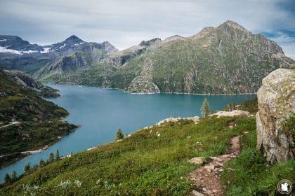 vallée trient suisse lac emosson