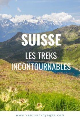 treks suisse