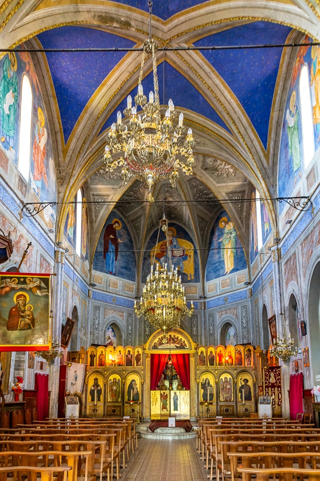 église de cargèse