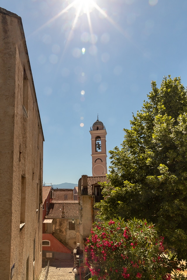 église Corte