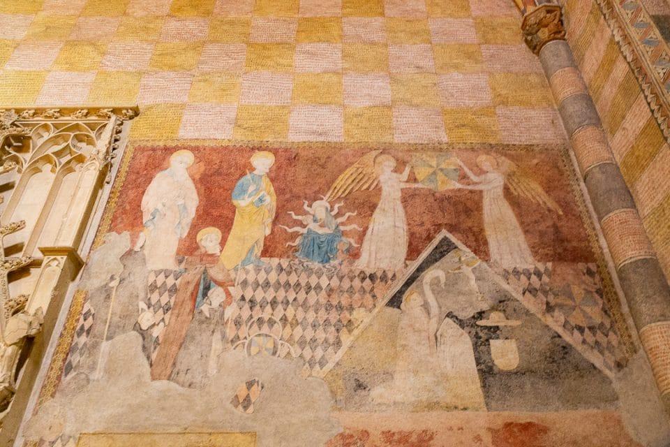 abbatiale romainmotier