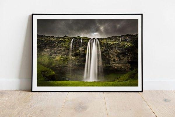 cascade islande Seljalandsfoss