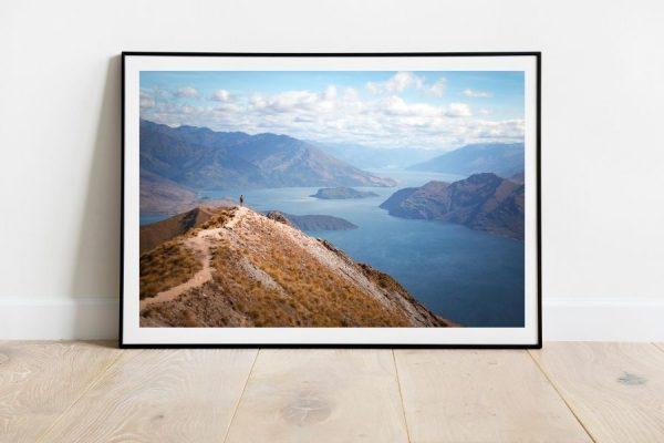 randonnée de Roays peak en Nouvelle Zélande