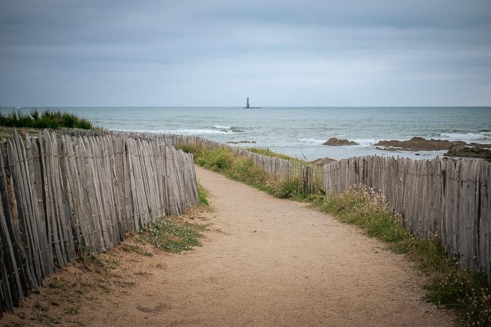 plage de sauveterre aux sables d'olonne