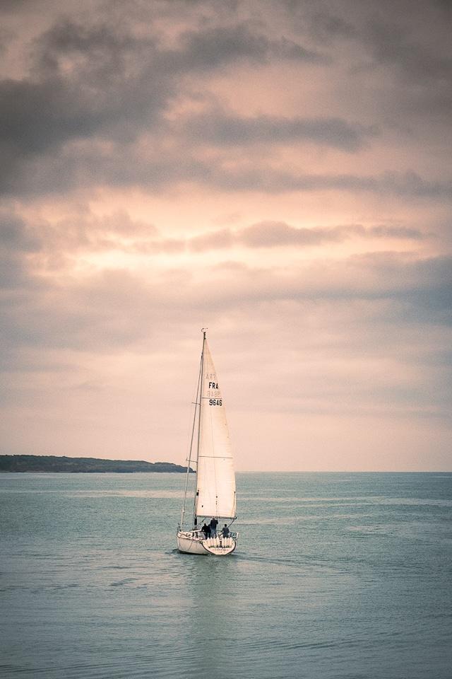 voilier aux sables d'olonne