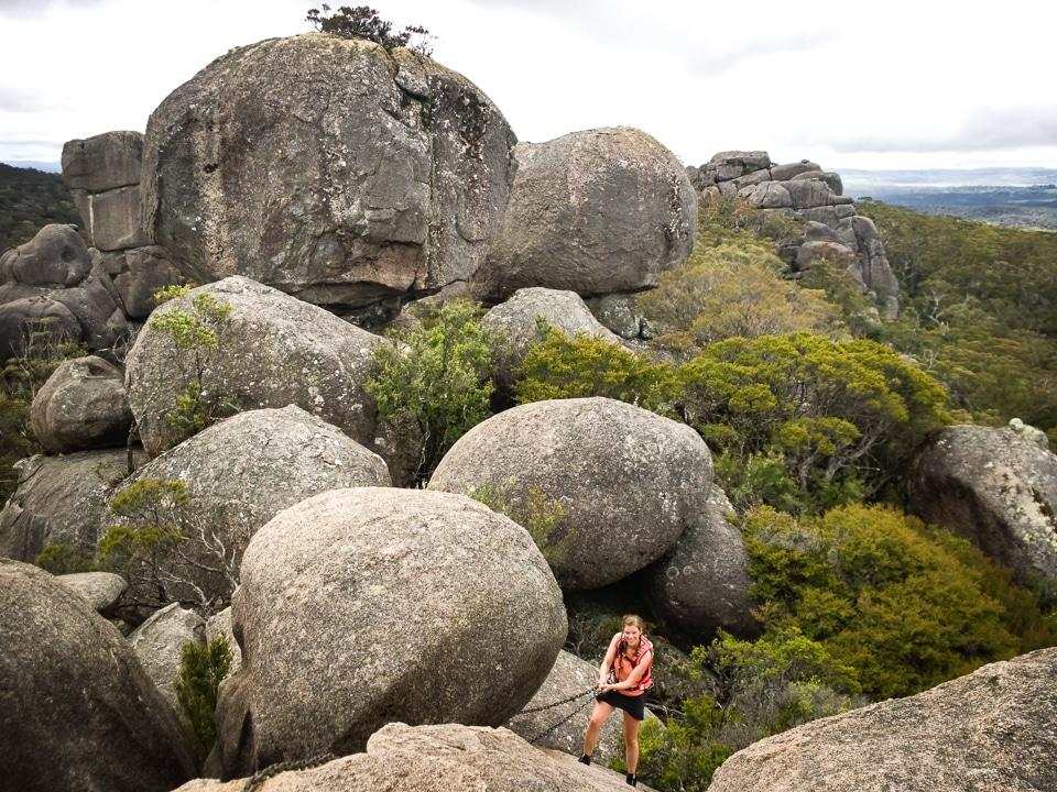 parc national de cathedral rock