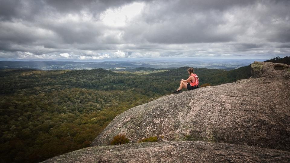 parc national de cathedral rock en australie