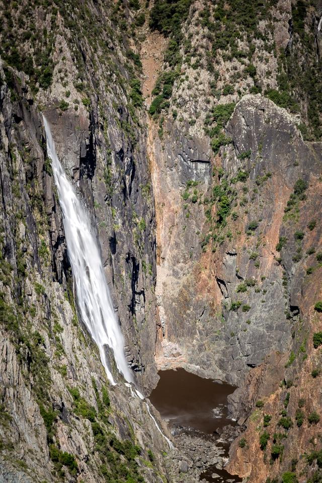 cascade dans Oxley Wild Rivers National Park