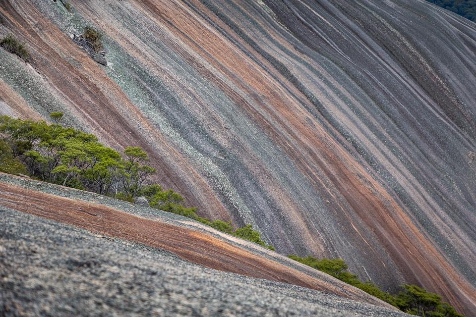 parc de bald rock en australie