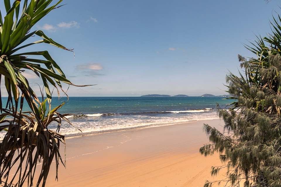 parcs nationaux de la côte est de l'australie