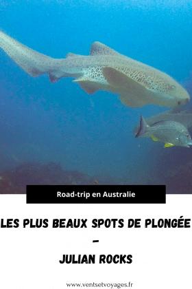 plongée en australie